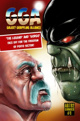 Galaxy Grappling Alliance (GGA) Vol.1 #1