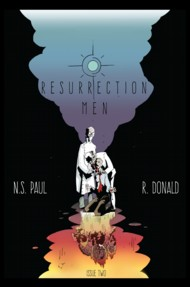Resurrection Men 2017 Vol.1 #2