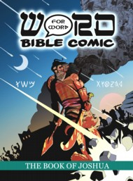 The Book of Joshua: Word for Word Bible Comic 2017