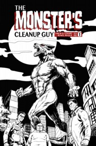 The Monster's Cleanup Guy 2020 Vol.1 #1