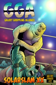 Galaxy Grappling Alliance (GGA) 1 Vol.1 #2