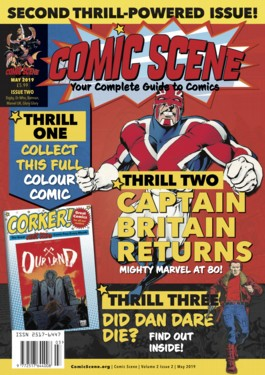 ComicScene UK Vol.2 #2