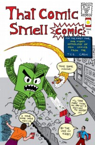 That Comic Smell Comic  Vol.1 #1