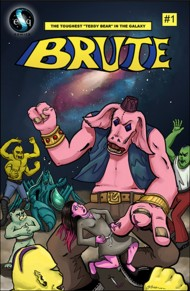 Brute - The Toughest  'Teddy Bear' in the Galaxy 1 #1