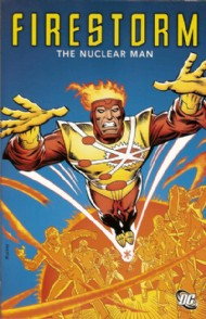 Firestorm: the Nuclear Man 2011