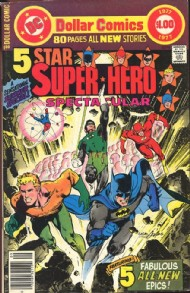 Five-Star Super-Hero Spectacular 1977