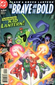 Flash and Green Lantern: the Brave and the Bold 1999 - 2000 #2