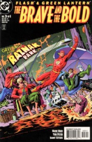 Flash and Green Lantern: the Brave and the Bold 1999 - 2000 #3
