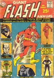 Flash Annual (1st Series) 1963 #1
