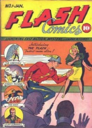 Flash Comics 1940 - 1949 #1
