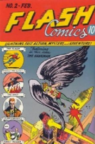 Flash Comics 1940 - 1949 #2