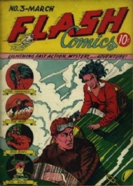 Flash Comics 1940 - 1949 #3