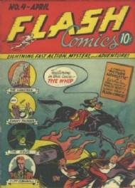 Flash Comics 1940 - 1949 #4