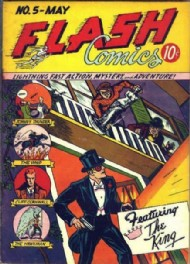 Flash Comics 1940 - 1949 #5