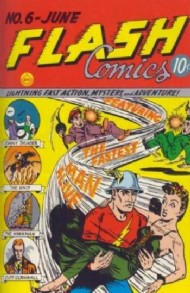 Flash Comics 1940 - 1949 #6