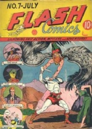 Flash Comics 1940 - 1949 #7