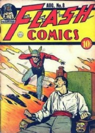 Flash Comics 1940 - 1949 #8