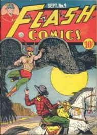 Flash Comics 1940 - 1949 #9