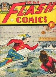 Flash Comics 1940 - 1949 #10
