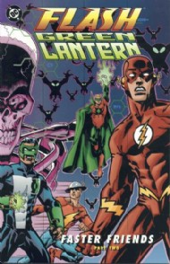 Flash/Green Lantern: Faster Friends 1997 #1