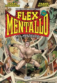 Flex Mentallo: Man of Muscle Mystery 2014