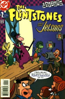 Flintstones and the Jetsons #2