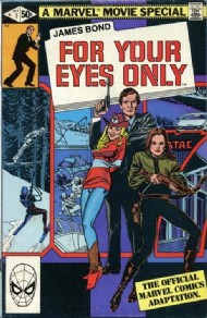 For Your Eyes Only 1981 #1