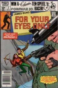 For Your Eyes Only 1981 #2