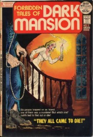 Forbidden Tales of Dark Mansion 1972 - 1974 #5