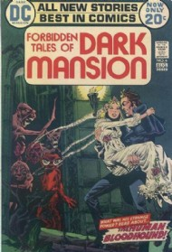 Forbidden Tales of Dark Mansion 1972 - 1974 #6