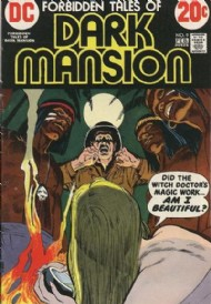 Forbidden Tales of Dark Mansion 1972 - 1974 #9