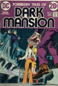 Forbidden Tales of Dark Mansion 1972 - 1974 #10