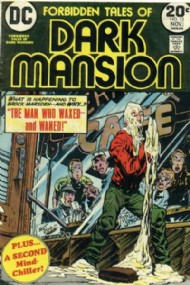 Forbidden Tales of Dark Mansion 1972 - 1974 #13