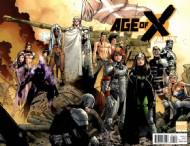 Age of X: Alpha 2011 #1