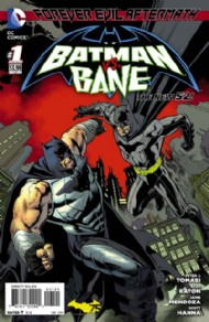 Forever Evil Aftermath: Batman Vs. Bane 2014 #1