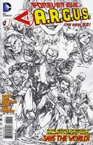 Forever Evil: A.R.G.U.S. 2013 - 2014 #1