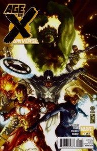 Age of X: Universe 2011 #1