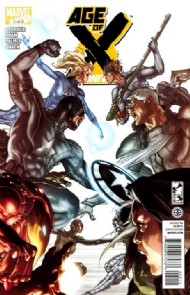 Age of X: Universe 2011 #2