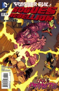 Forever Evil: Rogues Rebellion 2013 - 2014 #2