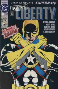 Agent Liberty Special 1992 #1
