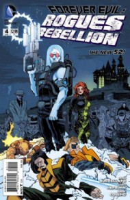 Forever Evil: Rogues Rebellion 2013 - 2014 #4