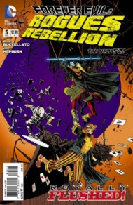 Forever Evil: Rogues Rebellion 2013 - 2014 #5