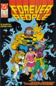 Forever People (2) 1988 - 1988 #2