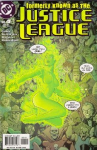 Formerly Known as the Justice League 2003 - 2004 #4
