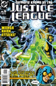 Formerly Known as the Justice League 2003 - 2004 #5
