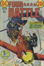 Four-Star Battle Tales 1973 #1