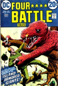 Four-Star Battle Tales 1973 #3