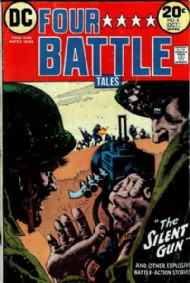 Four-Star Battle Tales 1973 #4