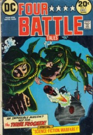 Four-Star Battle Tales 1973 #5