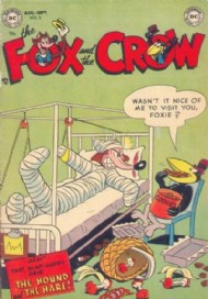 Fox and the Crow 1952 - 1968 #5